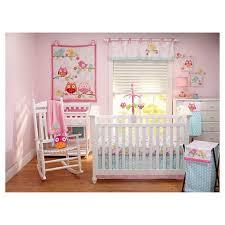 Nojo Crib Bedding Set Nojo Birds 4 Crib Bedding Set Target