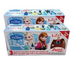 where to buy chocolate eggs with toys inside 6 eggs 2 boxes disney pixar frozen chocolate eggs with