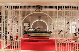 christian louboutin boutique opens at selfridges exchange square