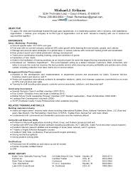 Best Resume For Sales by 10 Warehouse Manager Resume Sample Job And Resume Template In With