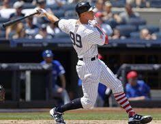 Yankees Prospect Showdown Aaron Judge Vs Gary Sanchez - aaron judge 99 blast new york yankees premium mlb poster print