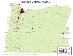 Portland Oregon County Map by Rural Definitions Oregon Office Of Rural Health Ohsu