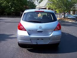 nissan versa blue 2009 2009 nissan versa 1 8 sl 4dr hatchback 1 8l i4 cvt for sale in