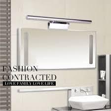 online get cheap led bathroom cabinet mirror warm white light