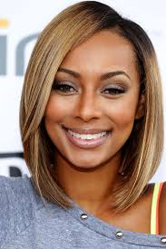 chin length hairstyles for ethnic hair black medium length hairstyles with bangs medium black