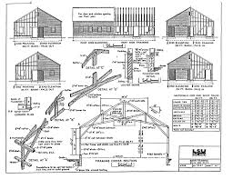 building barns construction plans at woodworkersworkshop com