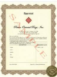 Antique Rug Appraisal Appraisal Persico Oriental Rugs