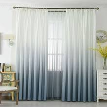 Blue And Orange Curtains Buy Orange Curtains And Get Free Shipping On Aliexpress