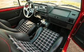 volkswagen polo modified interior find of the day 1980 volkswagen golf vwvortex