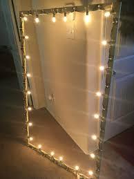 how to hang christmas lights in window christmas light window frame diy c7 hang hanging zip ties holiday