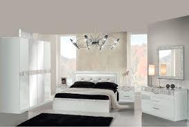 chambre blanc laqué déco chambre moderne adulte nouveau chambre blanc laque design