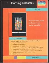 Unit 6 Resources Themes In American Stories | amazon com prentice hall literature penguin edition teaching