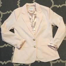 light pink blazer forever 21 forever 21 jackets blazers forever 21 light pink blazer poshmark