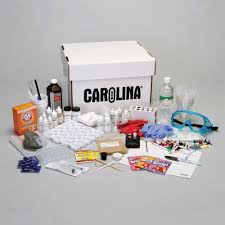 carolina science distance learning principles of chemistry kit