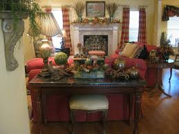 Fall Living Room Ideas by Kristen U0027s Creations Fall Living Room Tour