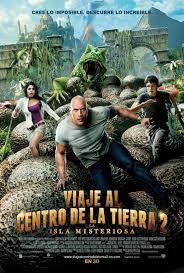 Viaje al centro de la Tierra 2 (2012)