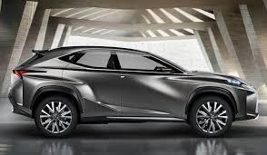 lexus nx new york auto show lexus nx crossover teased ahead of beijing motor trend wot