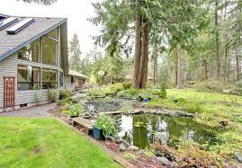 Backyard Pond Images 57 Garden Water Feature Designs Designing Idea