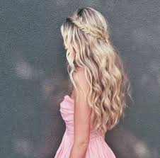 Frisuren Lange Haare Abiball by Die Besten 25 Frisuren Halboffen Ideen Auf Haare