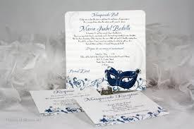 Prepare Invitation Card Online Cool Album Of Masquerade Themed Wedding Invitations For Your