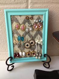 how to make an earring holder for studs stud earrings holder diy beautify themselves with earrings