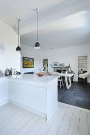 parquet cuisine ouverte cuisine indogate decoration interieur salon cuisine ouverte cuisine