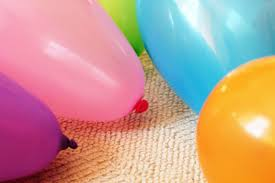 What Is A Decoration Balloons Drunken Chorus