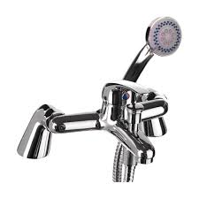cassellie rio lever bath shower mixer tap