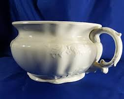 pot de chambre antique antique chamber pot etsy