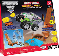 monster jam monster trucks amazon com monster jam downhill thrill toys u0026 games