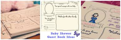 baby shower guest book ideas baby shower guest book ideas baby room ideas