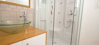 Glass Wax For Shower Doors How To Clean A Fiberglass Shower Doityourself