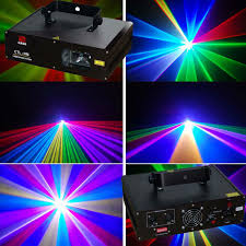 free shipping 600mw rgb color dj laser disco lighting lights in