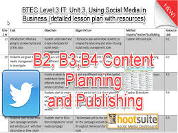 2016 btec level 3 it unit 3 using social media in business