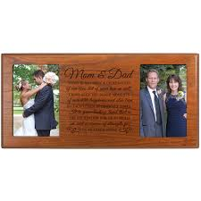 Personalized Wedding Photo Frame Amazon Com Parent Wedding Gift Wedding Photo Frame Parent