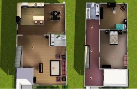 small modern house plans with loft 1280x829 graphicdesigns co