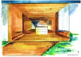 1c application the architectural apprenticeship cabin design