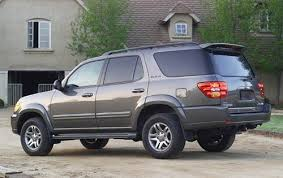 2005 toyota sequoia price used 2003 toyota sequoia for sale pricing features edmunds