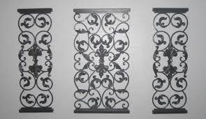 Large Wrought Iron Wall Decor Wrought Iron Wall Art Decor U2013 Makipera With Regard To Magnificent