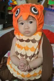 Baby Owl Halloween Costumes My Little Princess U2013 Half Year Birthday Countless Blessings
