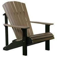 Highwood Hamilton Folding U0026 Reclining Amish Deluxe Poly Adirondack Chair