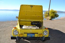 Vw Thing Side Curtains 1973 Vw Thing Auto Show Car For Sale Oldbug Com