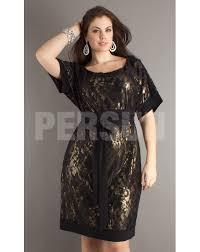 robe en dessous des genoux robe de grande taille colonne à encolure ronde avec manches à
