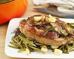 agneau cuisine gigot d agneau à l ail cuisine az