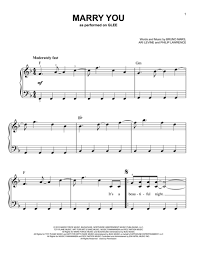 Count On Me Bruno Mars Piano Pdf Buy 4 Bruno Mars Sheet Books And Downloads