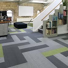 Carpet Tiles For Living Room by Brilliant Carpet Tiles Office F Throughout Decor