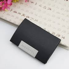 Leather Personalized Business Card Holder Online Get Cheap Leather Personalized Business Card Holder