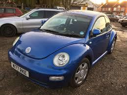 volkswagen bug light blue used volkswagen beetle blue for sale motors co uk