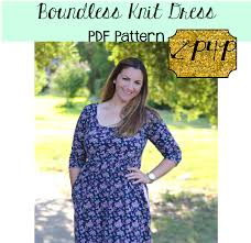 boundless knit dress patterns for pirates
