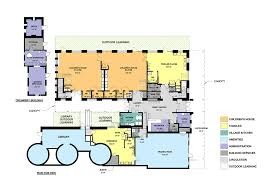 toddler floor plan capital project greenspring montessori